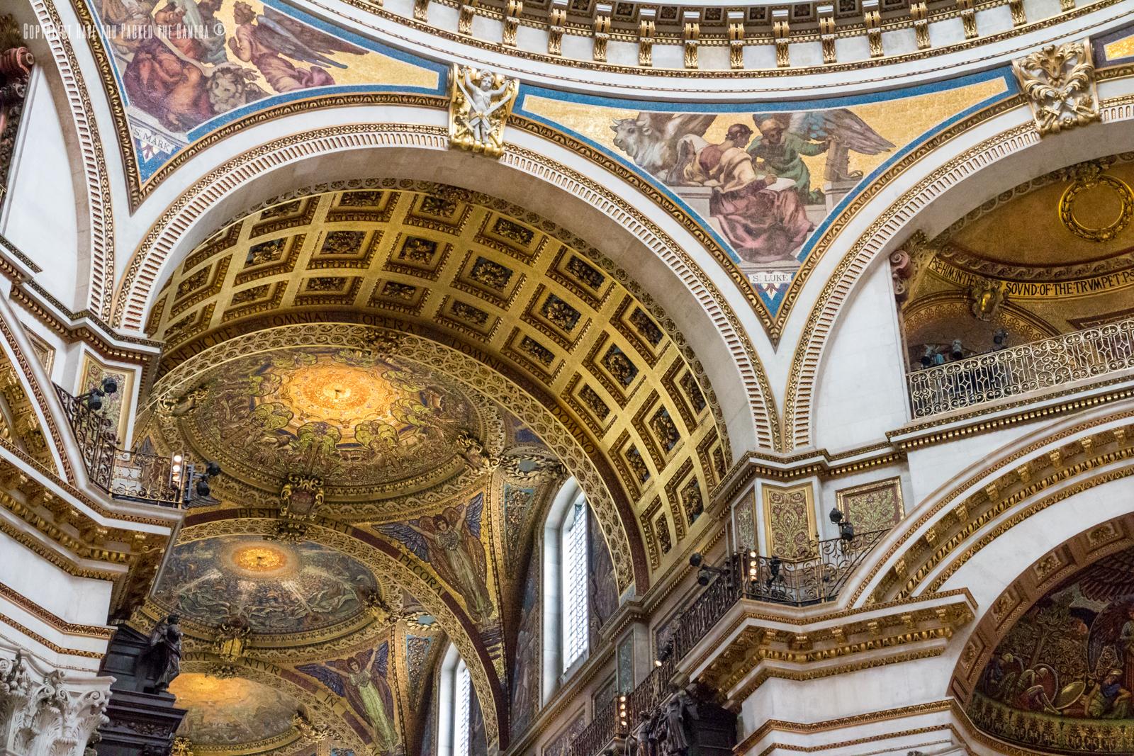 interior st pauls - photo #28
