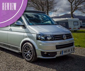 Clyde the VW Campervan review