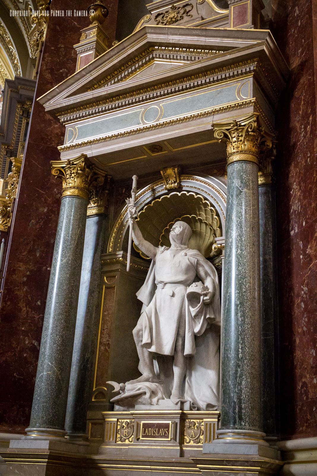 St Stephen S Basilica Budapest Hungary