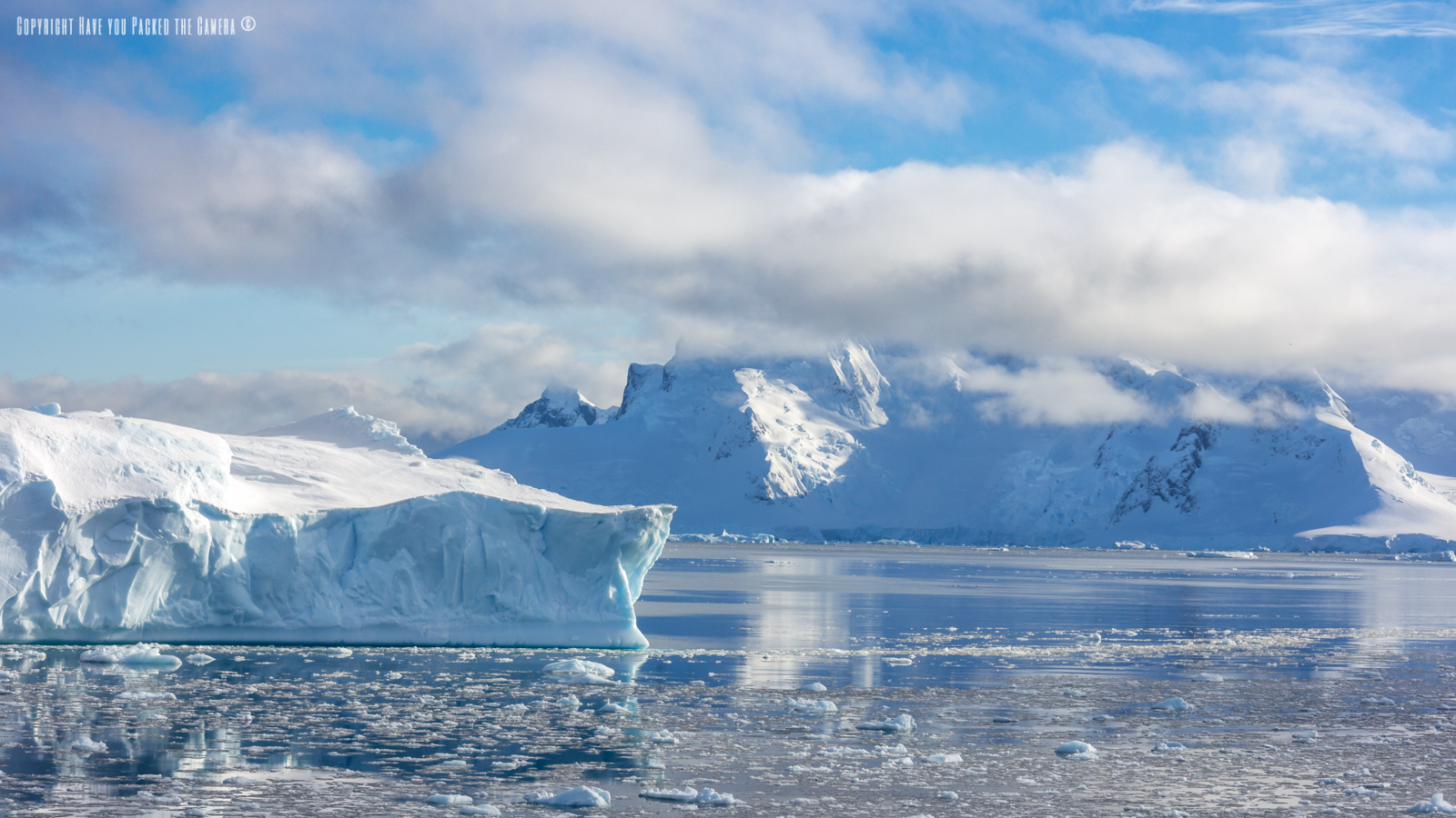 title � paradise harbor the antarctic peninsula graham land