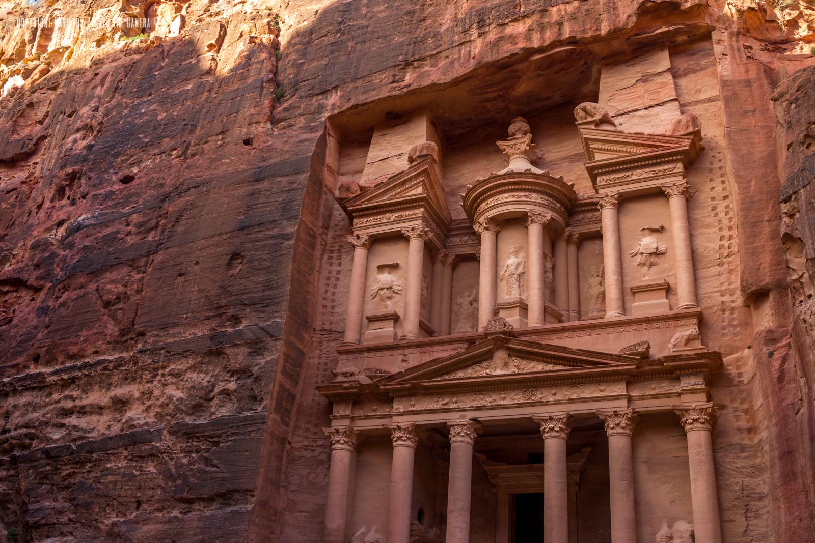 Abrumar Hundimiento Creyente  The ancient city of Petra, Jordan