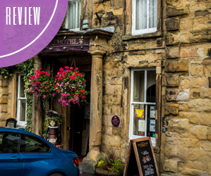 Hotel Review - The Old Hall Hotel, Buxton