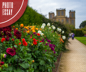 Photo Essay - Hardwick Hall, Derbyshire
